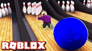 PASS ON BEFORE THE GIANT BALL IN ROBLOX!