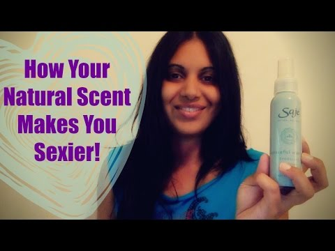 How your Natural Scent Makes you Hotter!