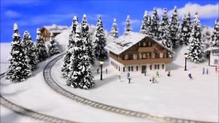 German Steam locomotives (N scale)