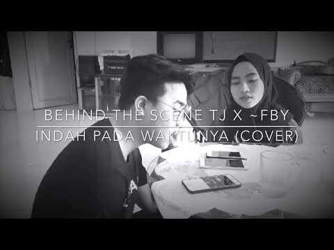 Tajuddin Rachman - Indah Pada Waktunya (Cover) With Febby