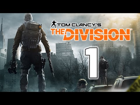 """Tom Clancy's The Division - Ep. 1 - """"Saving Brooklyn"""""""