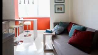 видео дизайн детской совмещенной с балконом