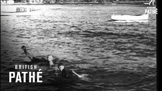 & Emu Aka Swimming Emu (1940)