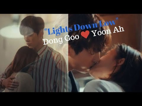 """[FMV] """"Lights Down Low"""" - Yoon Ah & Dong Gu Lll Laughter In Waikiki (Happy 10K Subs)"""