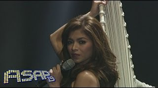 Angel heats up the ASAP stage with her supah hot birthday number!
