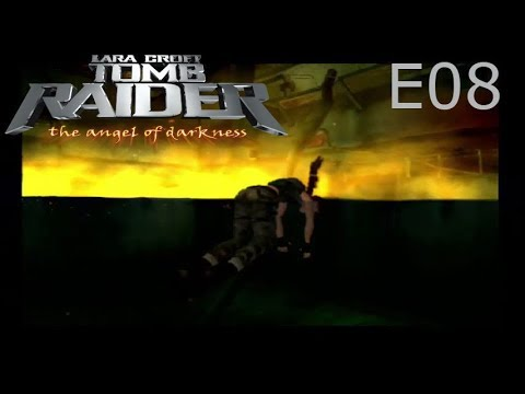 """E08 """"Sewercide"""" Tomb Raider Angel of Darkness Blind"""
