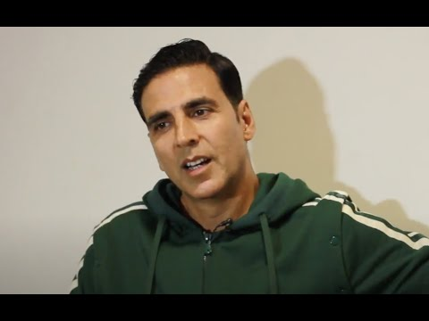 Exclusive Interview with Akshay Kumar at HTGIFA