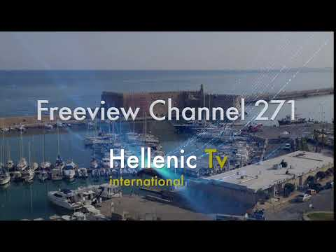 Hellenic TV FREEVIEW CHANNEL 271
