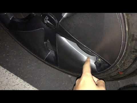 Tesla Model 3 - Removing Aero Wheels cover