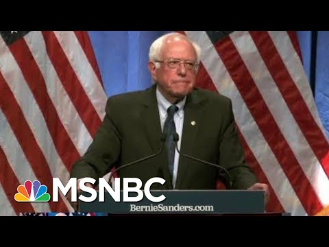 Senator Bernie Sanders Makes The Case For Socialism | All In | MSNBC