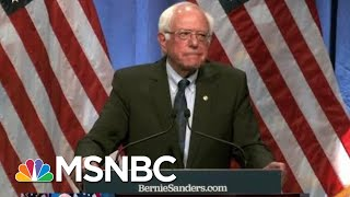 Senator Bernie Sanders Makes The Case For Socialism | All In | MSNBC