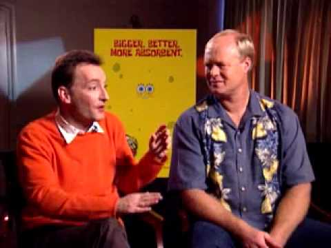 Interview with Tom Kenny and Bill Fagerbakke