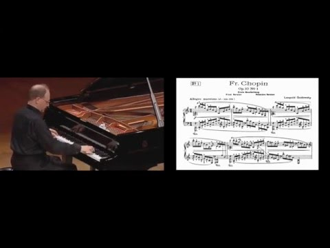 Chopin-Godowsky - Study No. 1 in C Major after Op. 10 No. 1