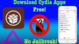 Download Cydia Apps - NO JAILBREAK - iOS 8/9