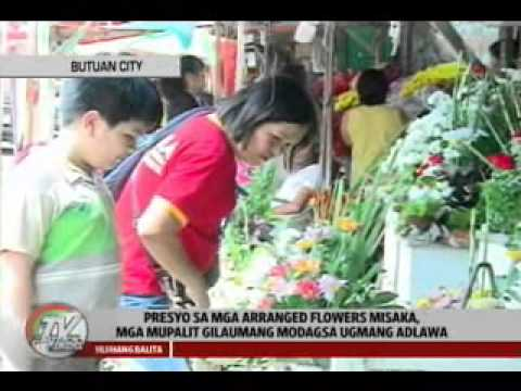 TV Patrol Caraga - October 31, 2014