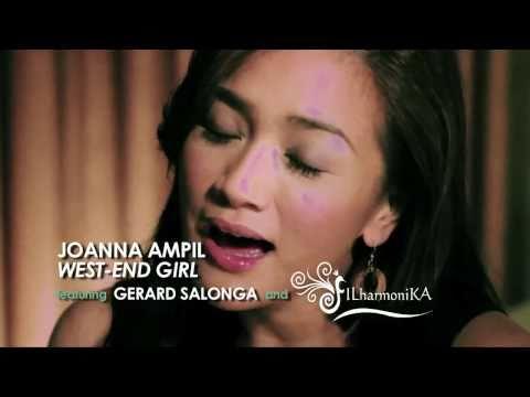 Joanna Ampil - West End Girl Concert Plug