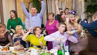 Свадьбы без баяна! Свадьбы без колхоза! Ведущая Ольга Полякова & Компания.