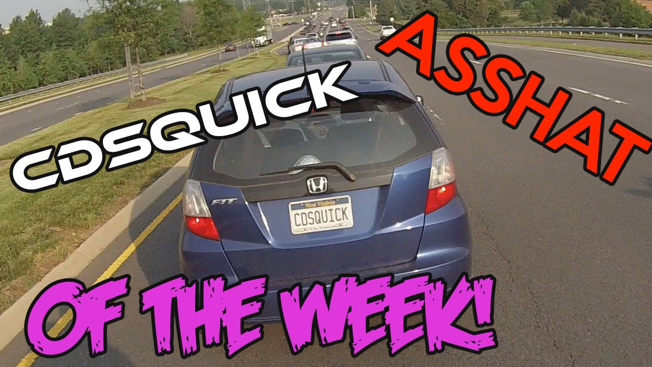 Another Idiot On The Road - Asshat Of The Week - Youtube-6969
