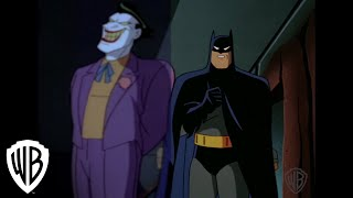 "Batman: The Animated Series - split-screen clip - ""The Laughing Fish"""