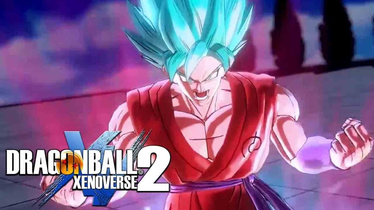SUPER SAIYAN BLUE KAIOKEN & HIT'S NEW COUNTER! Dragon Ball