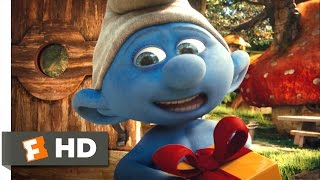 The Smurfs (2011) - Welcome to Smurf Village Scene (1/10) | Movieclips