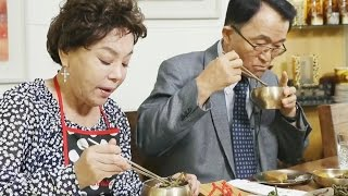 암 전문의 김의신 교수도 반한 '김수미표 건강밥상' (청춘컴백청진기) @좋은아침 5064회 20170417