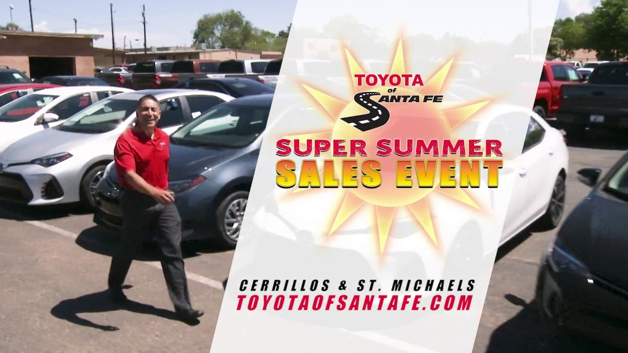 Captivating Super July 4th :15 At Toyota Of Santa Fe | New Mexico Toyota Dealer