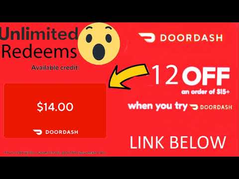 Doordash Promo Code 12 Off February 2020 Still Active Youtube