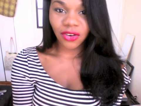 Straight Yaki Weave Tutorial Good For Natural Hair