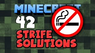 Minecraft: Strife Solutions 42 - The Underbar