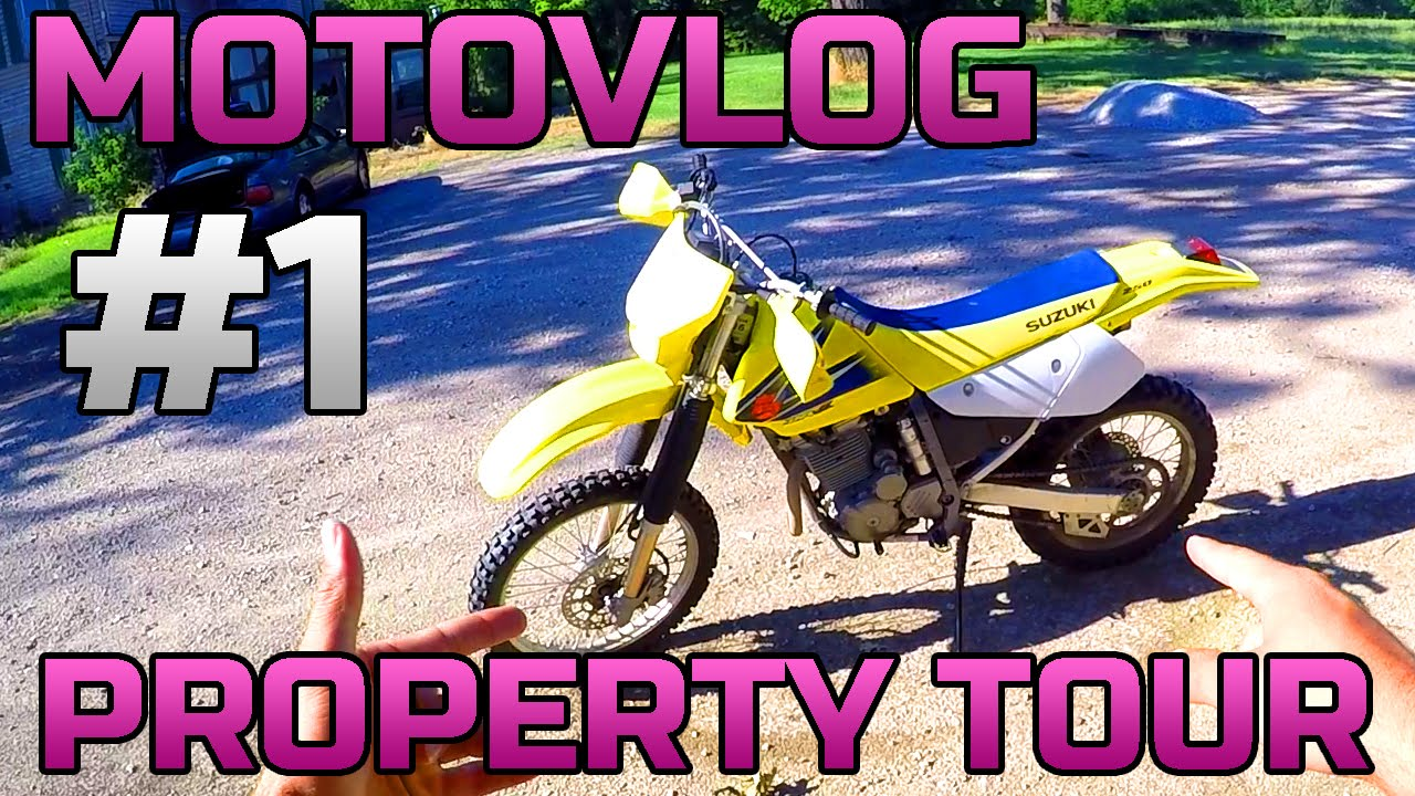 How To Access The Battery In A 2006 Suzuki DRZ 250 - YouTube