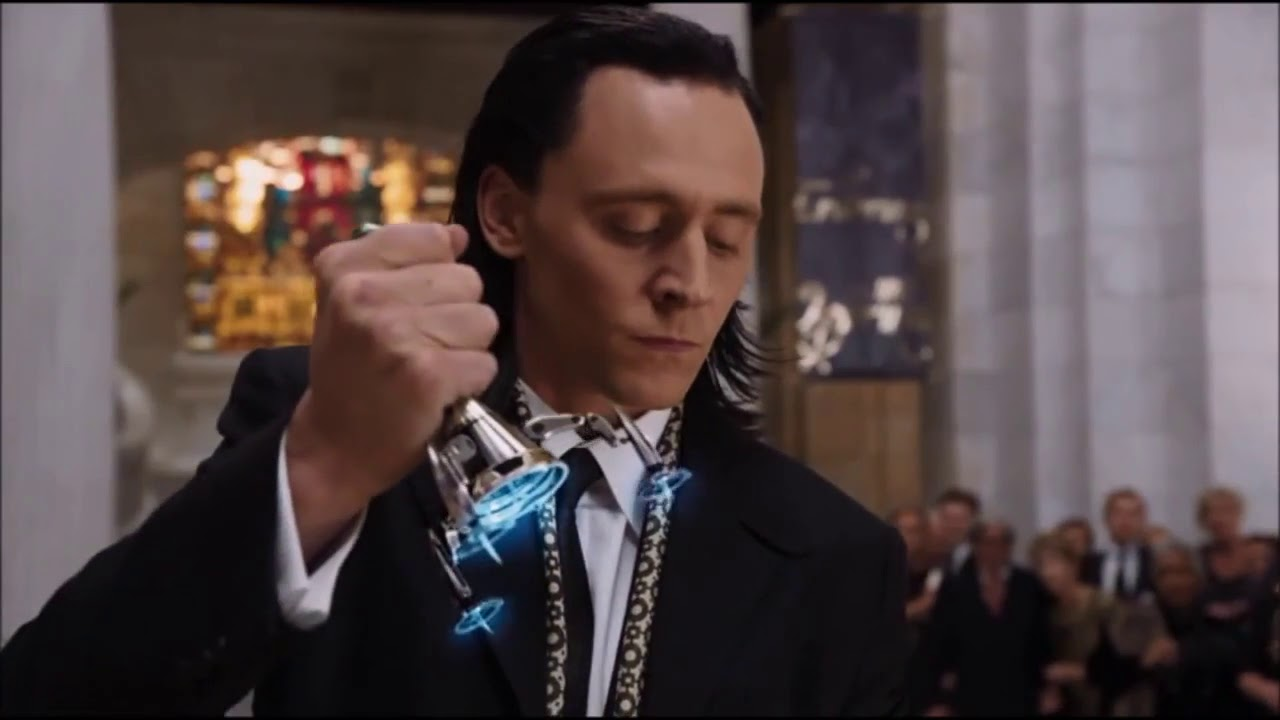 Loki in Stuttgart - YouTube