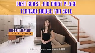 Singapore Landed Property Listing Video - Joo Chiat Place Terrace House
