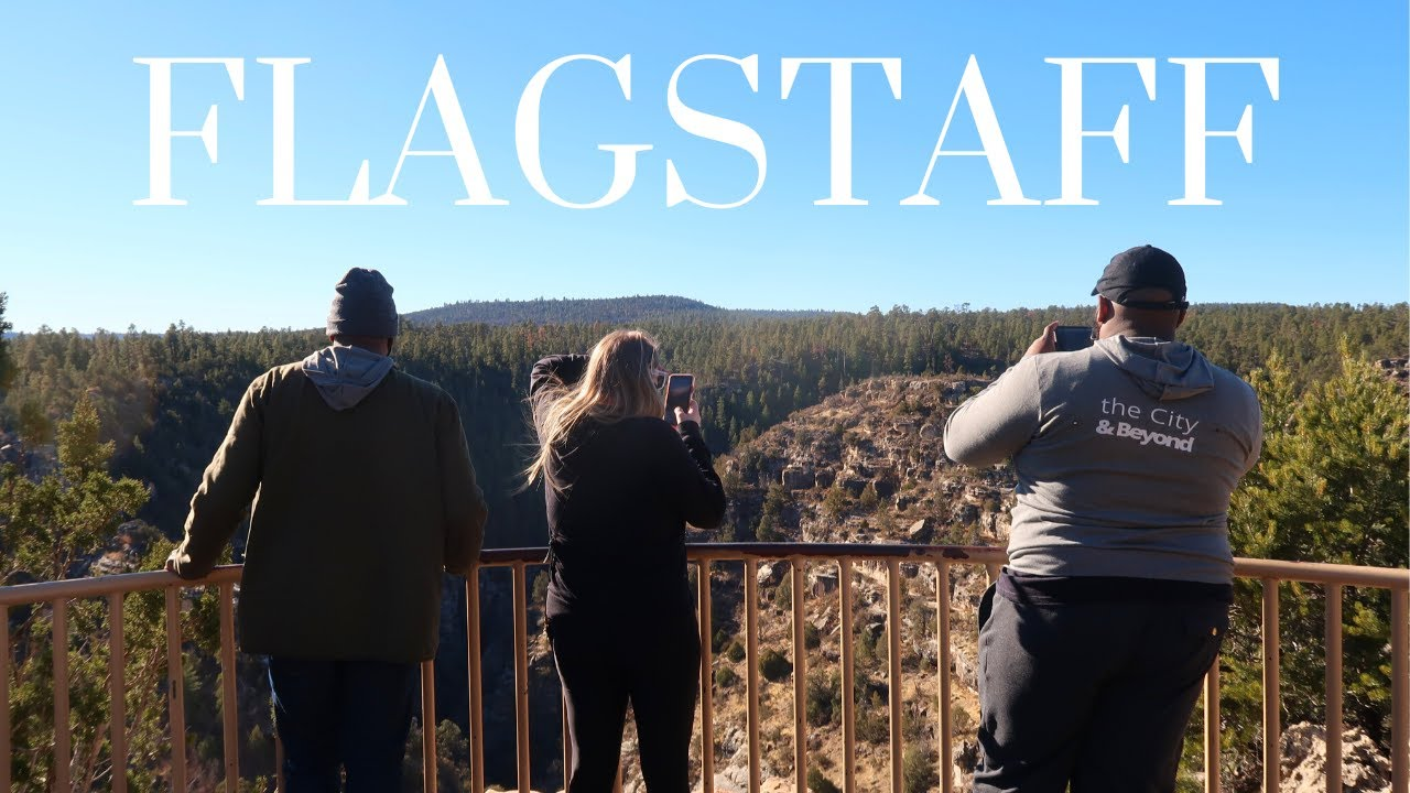 SOUTHWESTERN ROAD TRIP - Day 1   First Stop Flagstaff, AZ