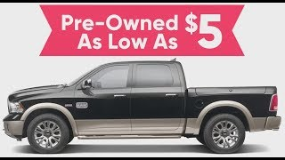 Piedmont Jeep $5 Used Car Sale!