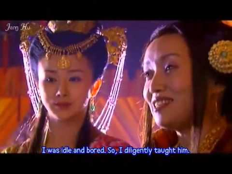 Sword Stained with Royal Blood Ep22a 碧血剑 Bi Xue Jian Eng Hardsubbed