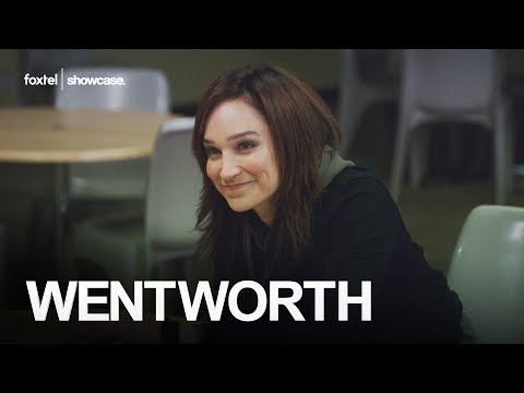 Wentworth Season 6 Episode 3 Clip: Franky Says GoodbyeFoxtel