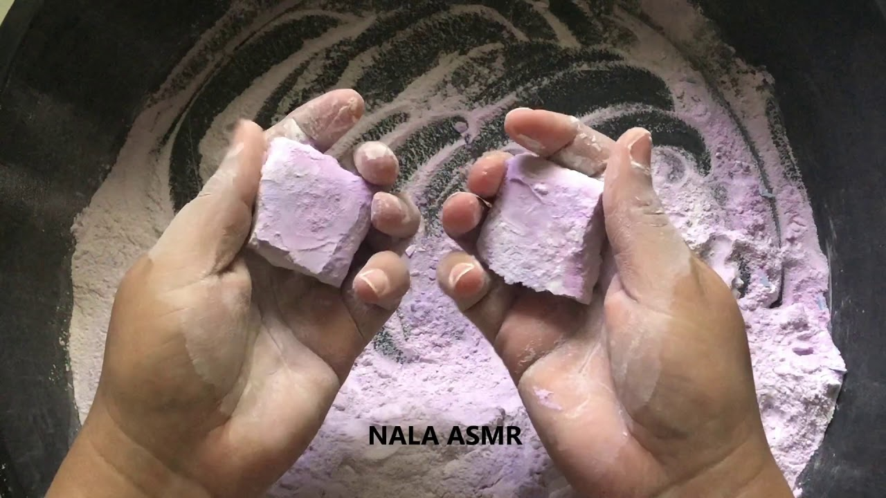 ASMR ~ Extra-Powdery ~ Crumble