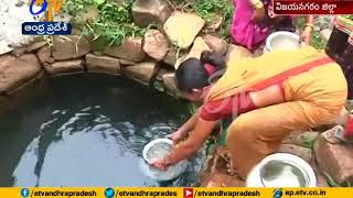 Implementation of Gravity System   for Drinking Water Supply   Lends Great Help to Vizag Tribals
