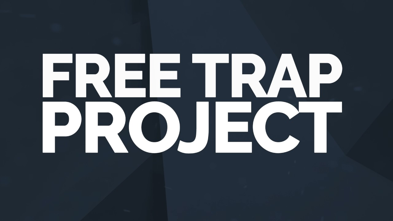 Free Trap Project File - Ableton Live Template