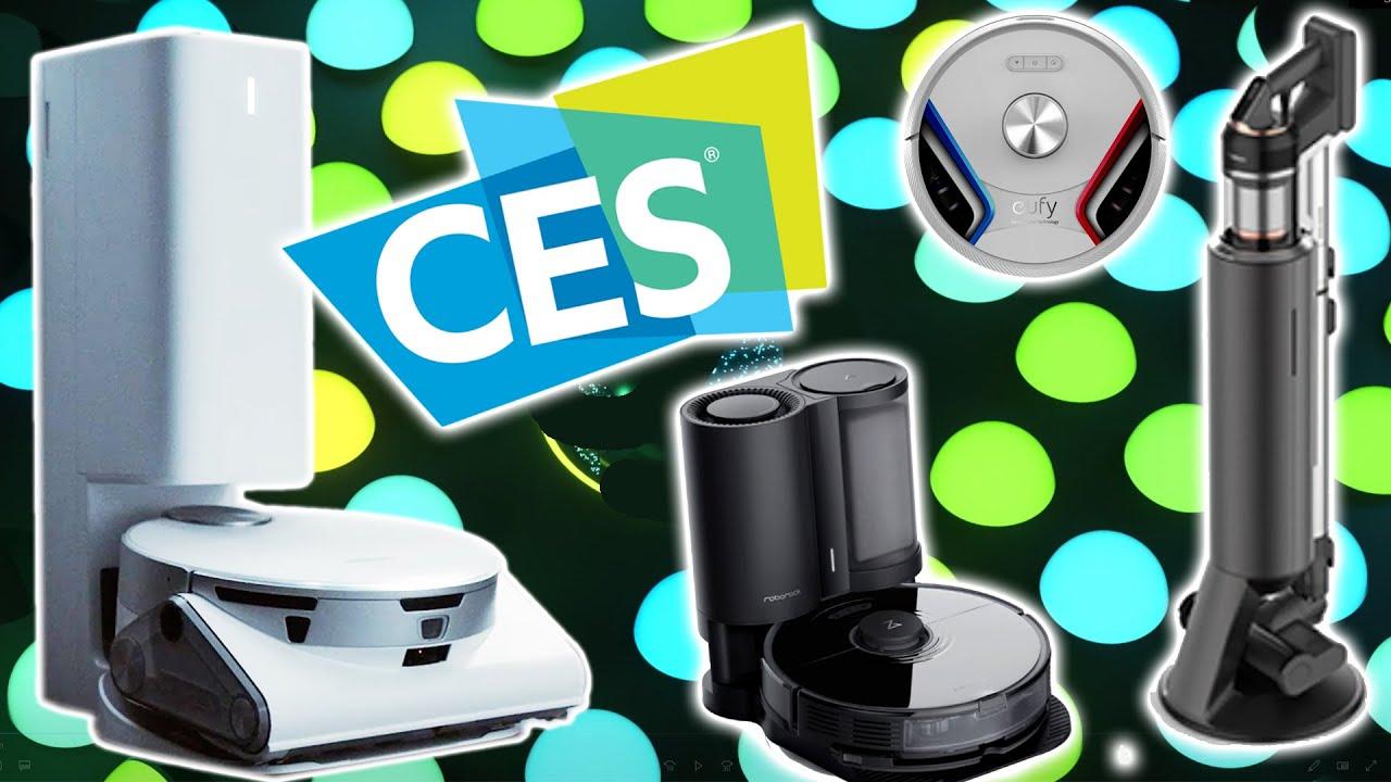 Best VACUUMS of CES 2021 - Vacuum Wars!