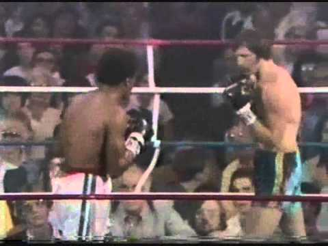 Sugar Ray Leonard vs Pete Ranzany Part 1
