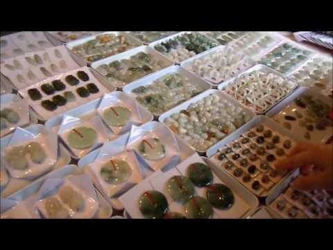 Jade Market in China