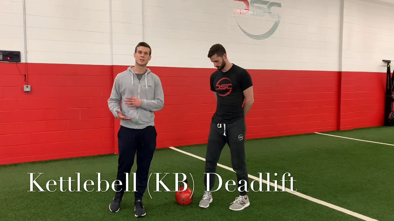 The Kettlebell Deadlift