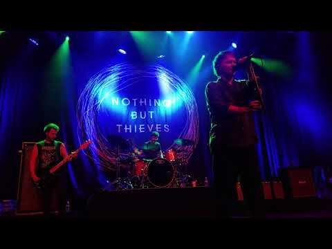 Nothing But Thieves - Forever & Ever More Live (San Francisco)
