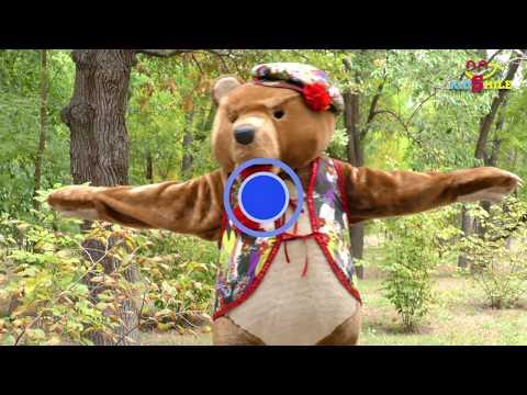 linvideozp: Юмористический журнал для детей и взрослых KidSmile серия Медведь