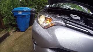2017 Toyota RAV4: Upgrading To JDM Astar 8th Gen 9012 LED Headlights