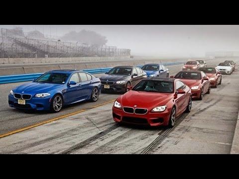BMW Model Lineup M M I YouTube - 2015 bmw lineup