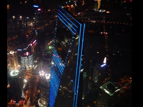 The Shanghai World Financial Tower