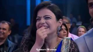 #RadhikaMadan and #ShaktiArora Tsa 2015 performance and award 🌟🌟